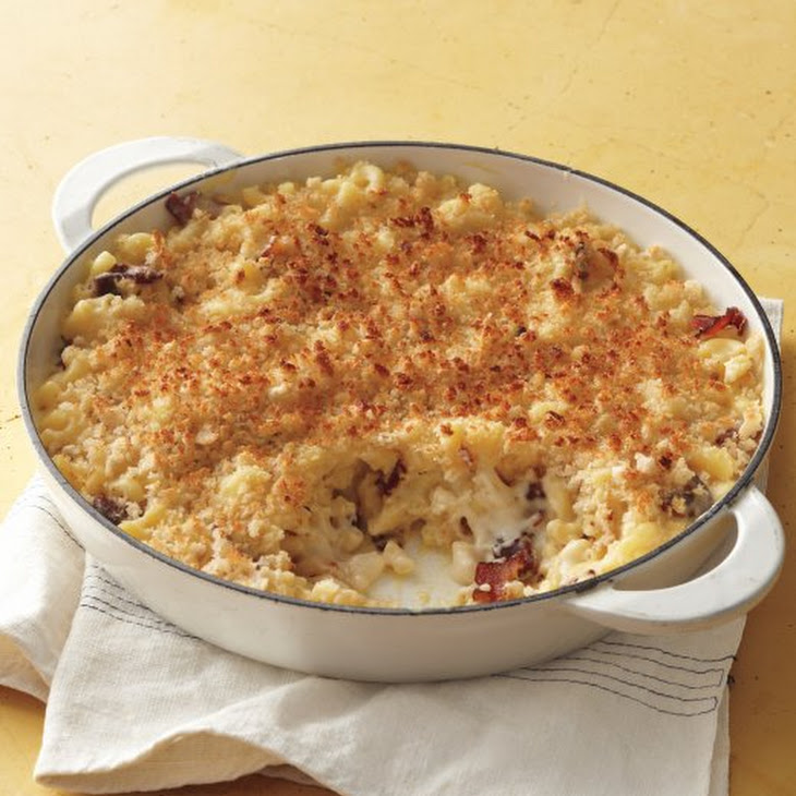 Bacon Macaroni and Cheese Recipe
