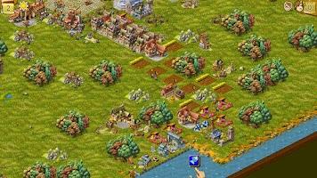 Screenshot of Townsmen 6 FREE