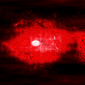 Mystery Red Droid Eye HD LWP