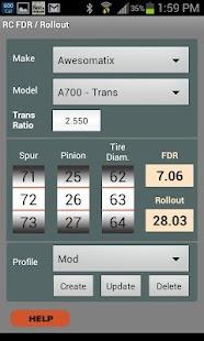 RC Gearing & Rollout Free- screenshot thumbnail