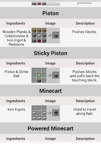 Manuals Guide Minecraft Pro