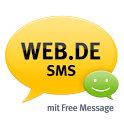 WEB.DE SMS mit Free Message icon