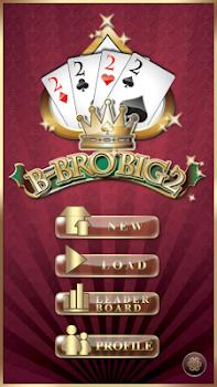 B-Bro Big2 (Big Two/Pusoy Dos)