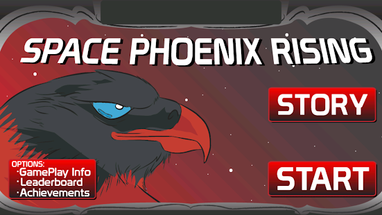 Space Phoenix Rising- screenshot thumbnail