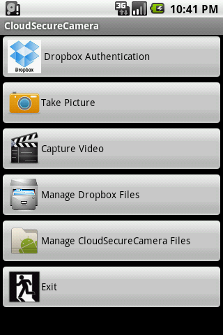 CloudSecureCameraLite