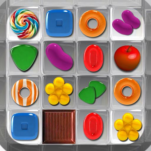 Candy Game -Match three puzzle LOGO-APP點子