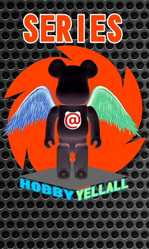 HOBBYYELLALL BEARBRICK SERIES