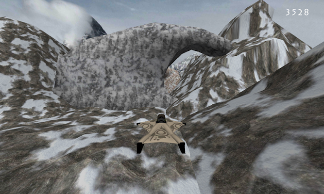 Aerial Rush 3D free - screenshot
