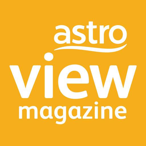Astro View Magazine LOGO-APP點子