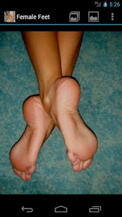 Female Feet - screenshot thumbnail