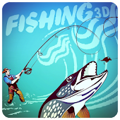 Fishing 3D. Great Lakes