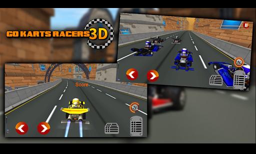 Go Karts Racers 3D