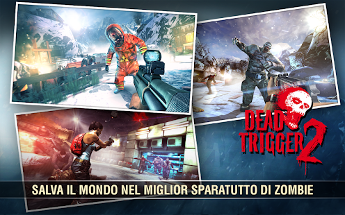 DEAD TRIGGER 2: ZOMBIE SHOOTER- miniatura screenshot
