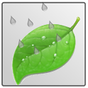 Relaxing Rain HD icon