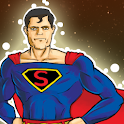 Superman Cartoon-The Bulleteer logo