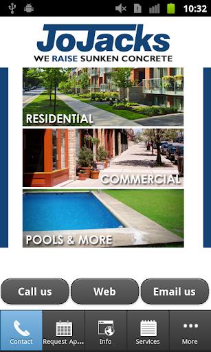 【免費商業App】St Catharines Concrete Raising-APP點子