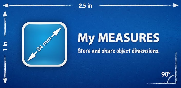 My Measures & Dimensions apk