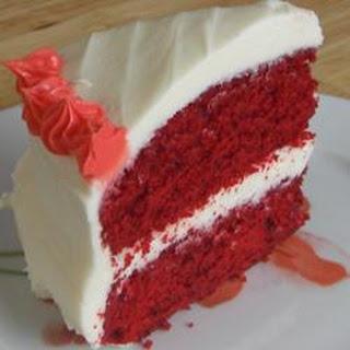 Red Velvet Cake II.