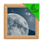 Starry Night Boat Mini Theme icon