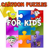 Cartoon Puzzles Game for kids