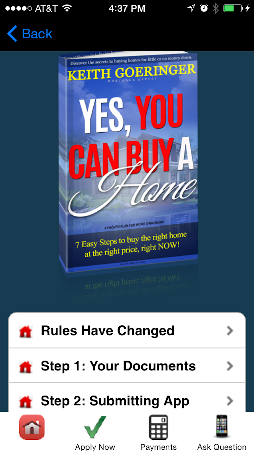 Yes You Can Buy a Home 2- screenshot