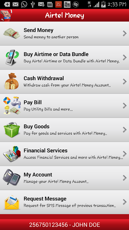 Airtel Money Uganda APK 1 0 7 7 Download - Free Tools APK Download