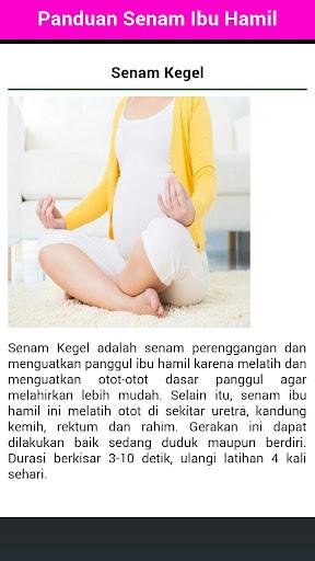 【免費健康App】Panduan Senam Ibu Hamil-APP點子