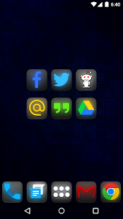 Pulse Icon Pack Screenshot