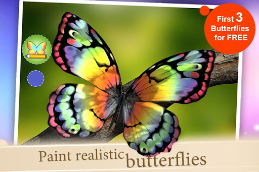 Paint Me a Butterfly FREE
