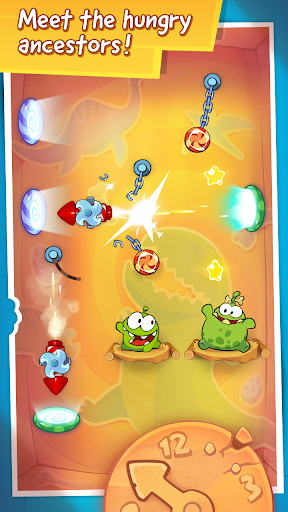 Cut The Rope: Time Travel - Blog Of The World