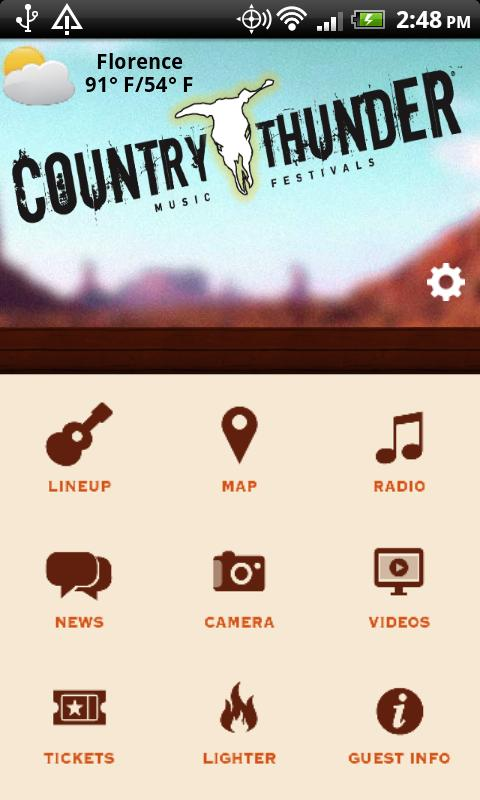 Country Thunder 2012 - screenshot