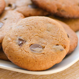 Ah-mazing Gluten Free Chocolate Chip Cookies.