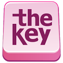 Pink Keyboard Theme by The Key icon