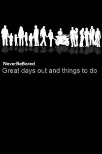 Never Be Bored (UK) - screenshot thumbnail