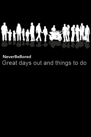 Never Be Bored (UK) - screenshot