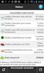 Integra Nota Paulista- screenshot thumbnail