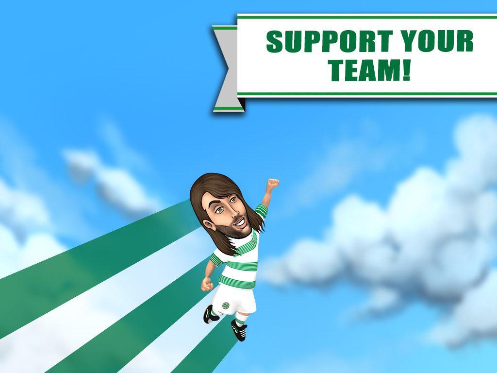 Celtic FC Powershot Challenge - screenshot