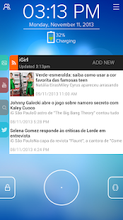 iGirl - Start RSS - screenshot thumbnail