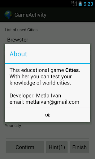 玩益智App|Cities免費|APP試玩