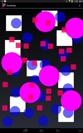 Draw Shapes App