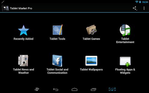 Tablet Market - screenshot thumbnail