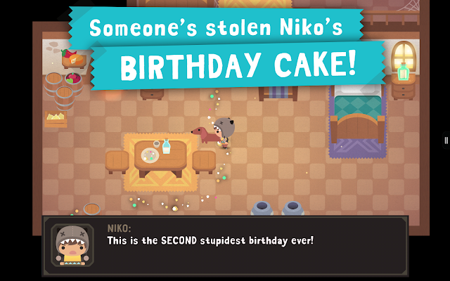 Monsters Ate My Birthday Cake - screenshot