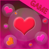 HEARTS BUBBLES GAME