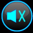 自动静音 icon