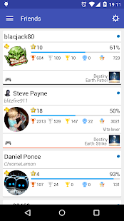 PS Trophies Screenshot