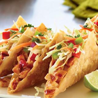 Applebee's Wonton Taco's