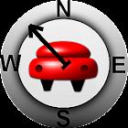 Car Compass icon