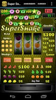 Screenshot of Super Snake Slot Machine