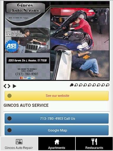 Gincos Auto Repair Service