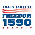 Freedom 1590 logo